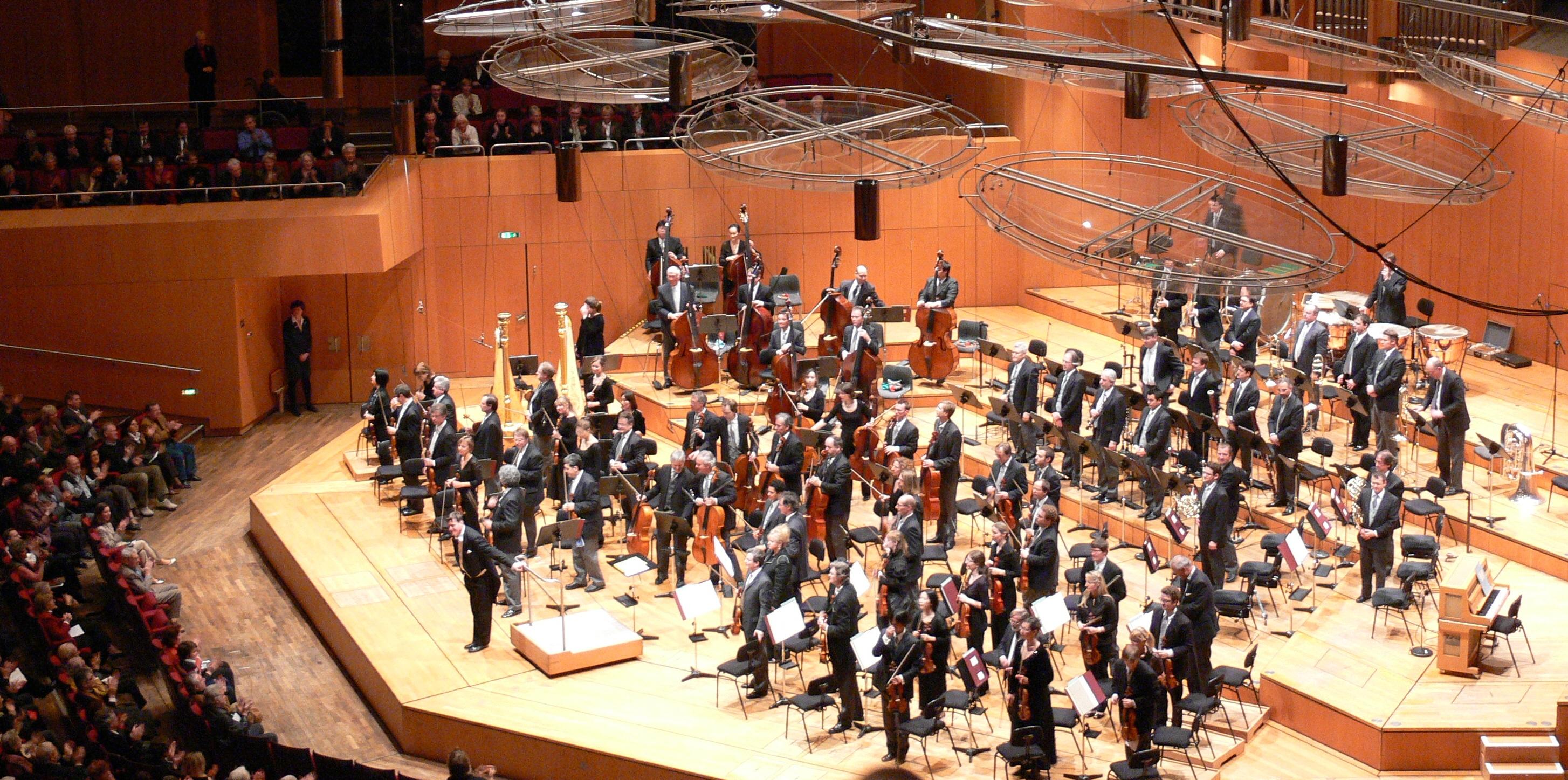 Münchner Philharmoniker im Gasteig