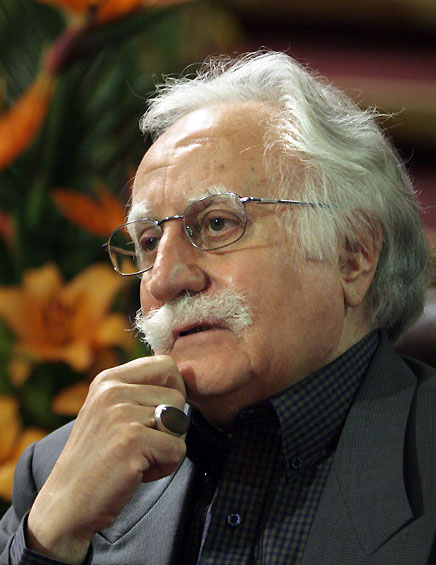 Mahmoud Farshchian Wikipedia