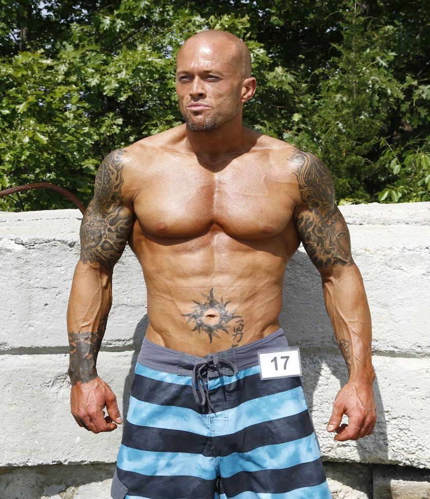 File:Male Model & 2012 NPC Rhode Island State Physique Competitor John ...