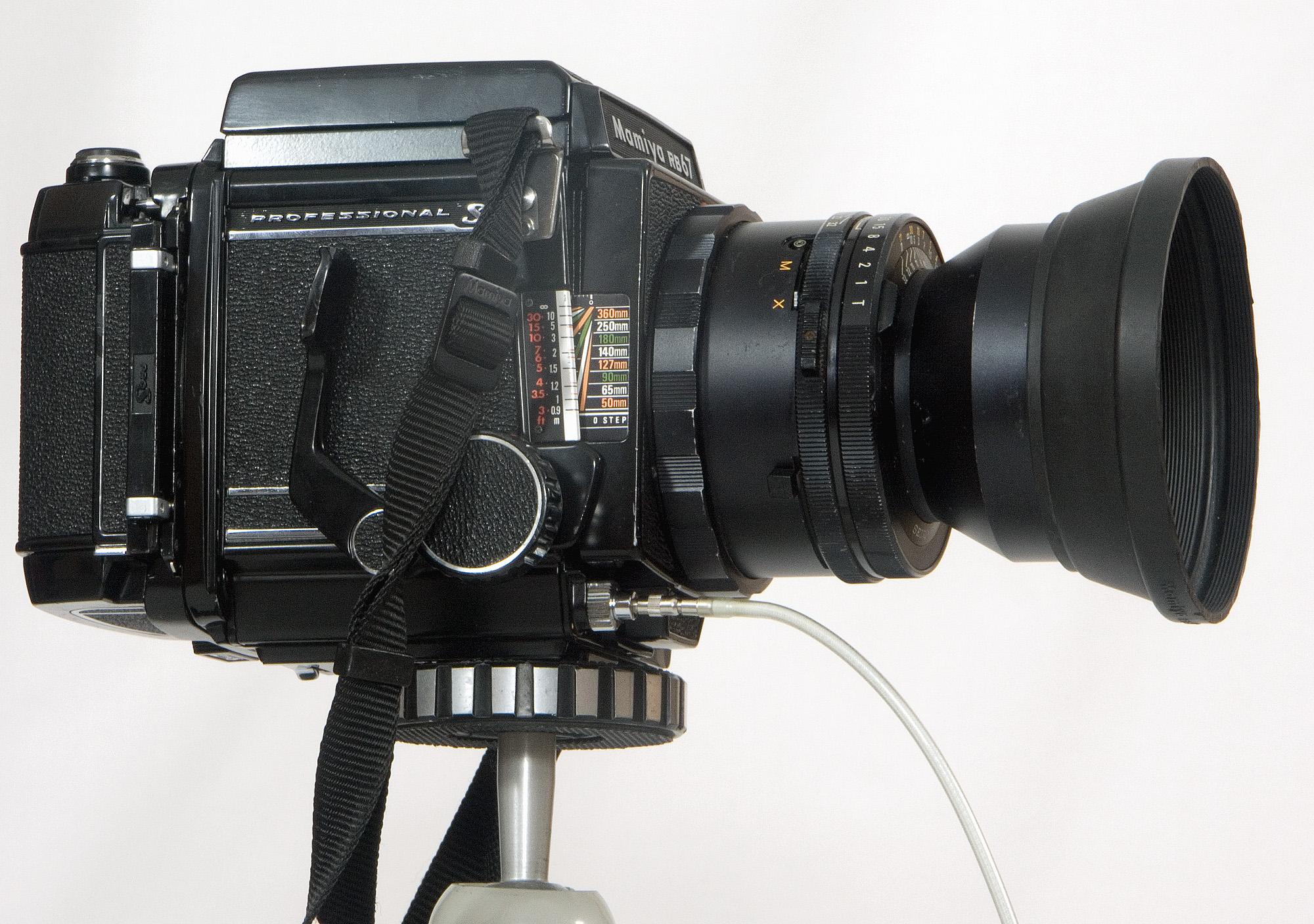 File:Mamiya RB67 Pro-S Medium Format 6×7 Camera jpg