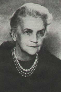 Ossowska, Maria