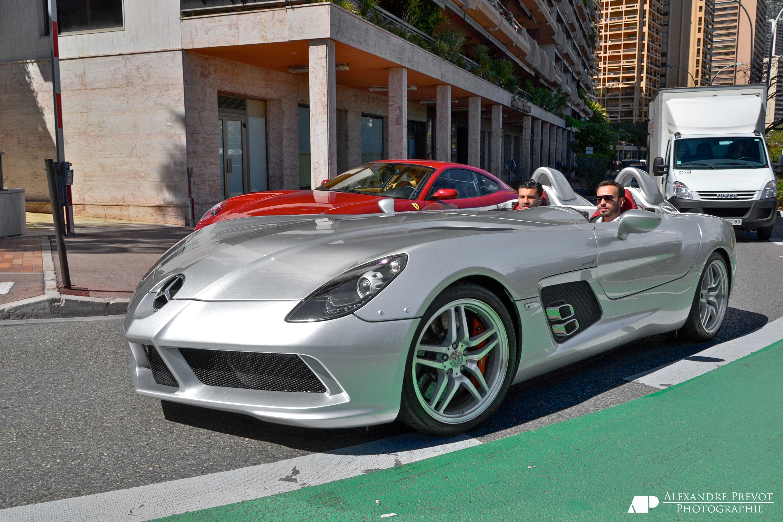 Captivating File:Mercedes Benz SLR Stirling Moss   Flickr   Alexandre Prévot (1)