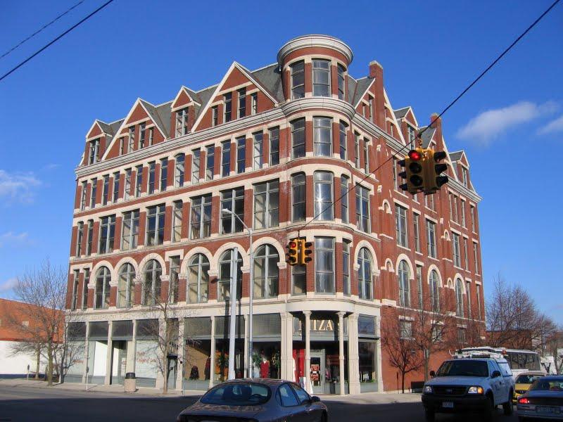metropolitan block lima ohio wikipedia