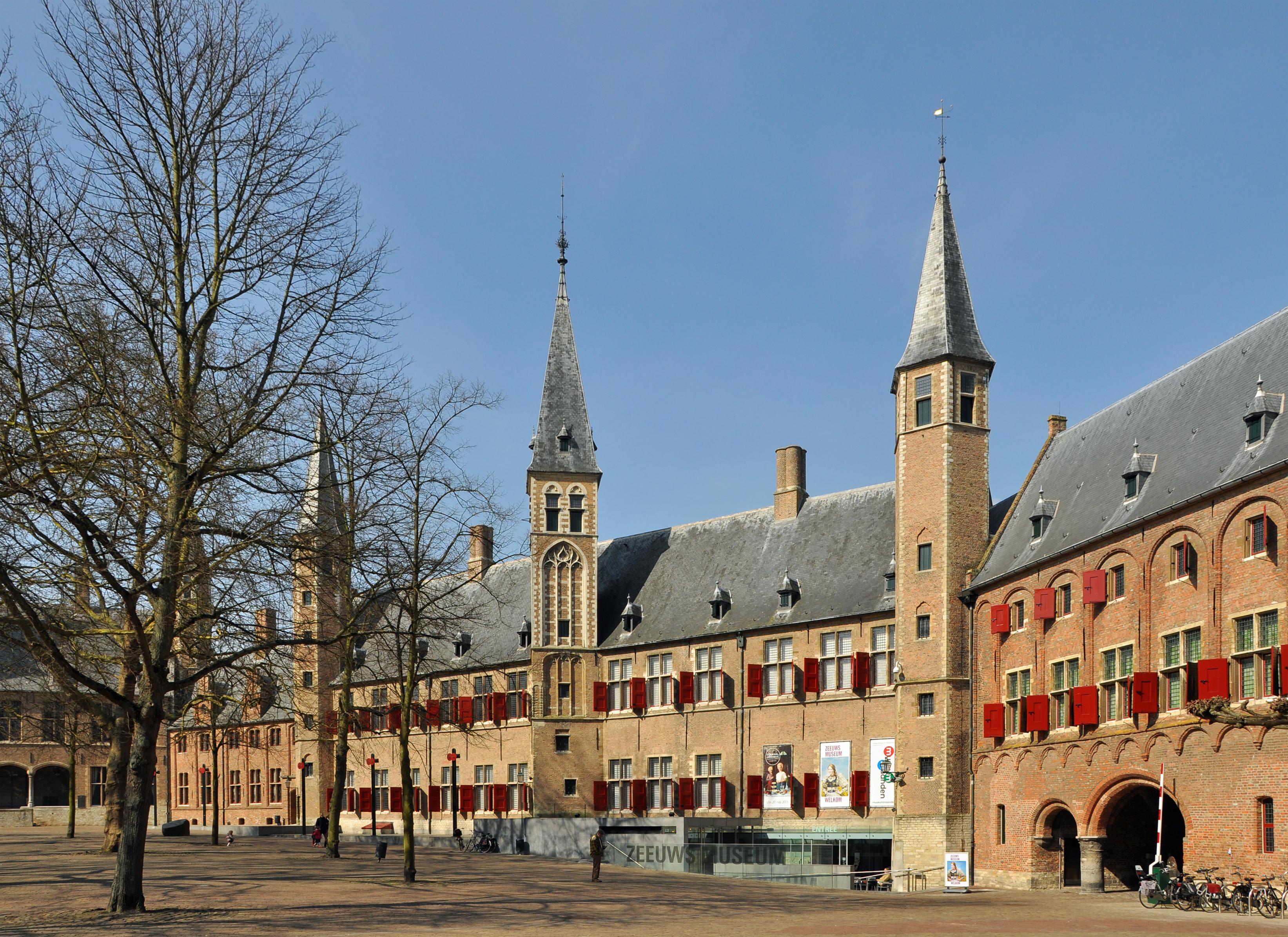 Abbazia di Middelburg NL Abdij van Middelburg