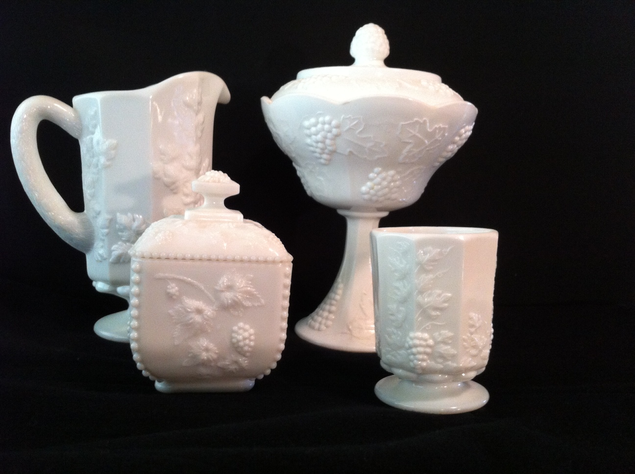 "Image result for ""milk glass"""