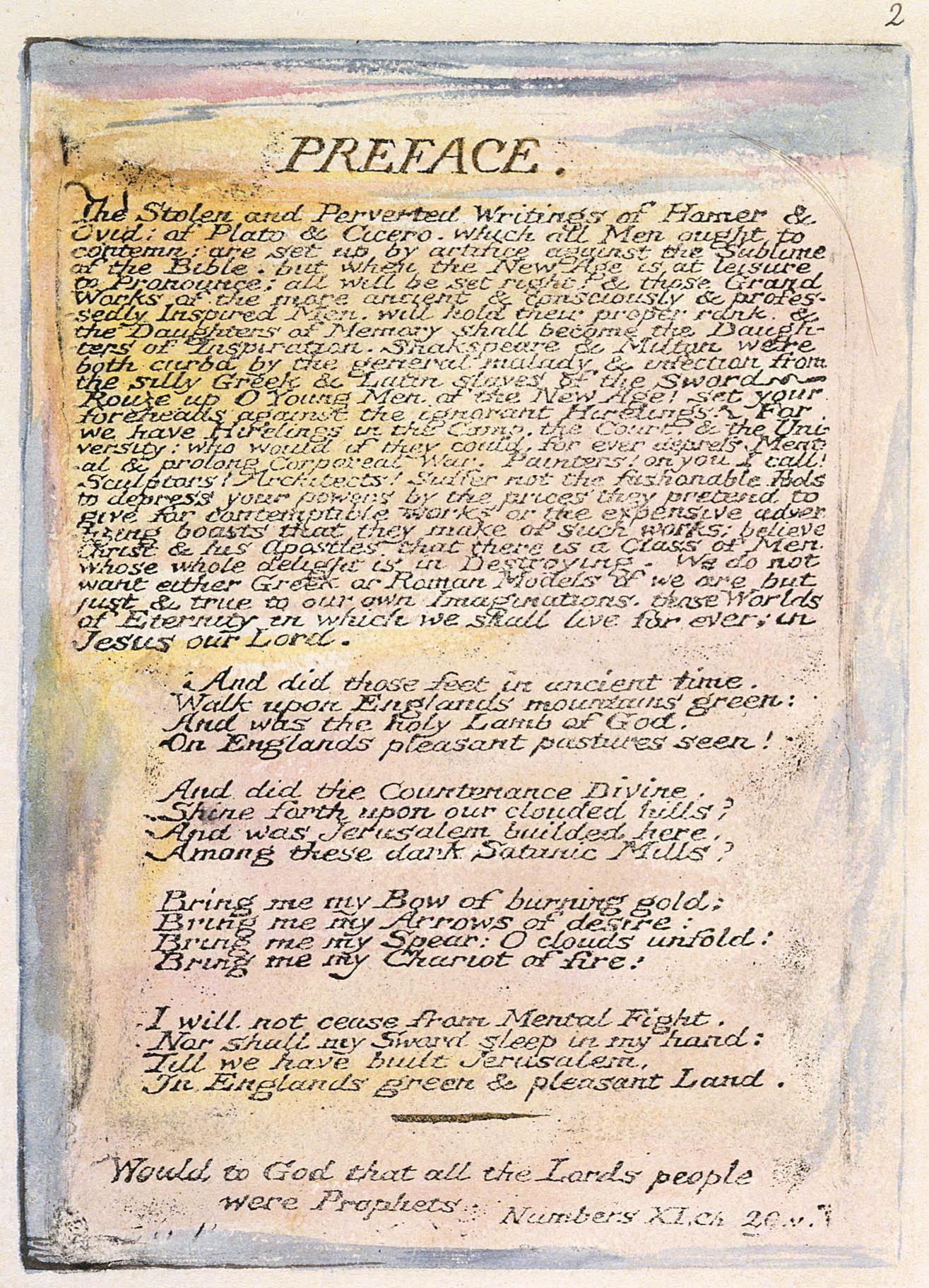 File:Milton a poem, page 2 (preface, BM).300.jpg ...