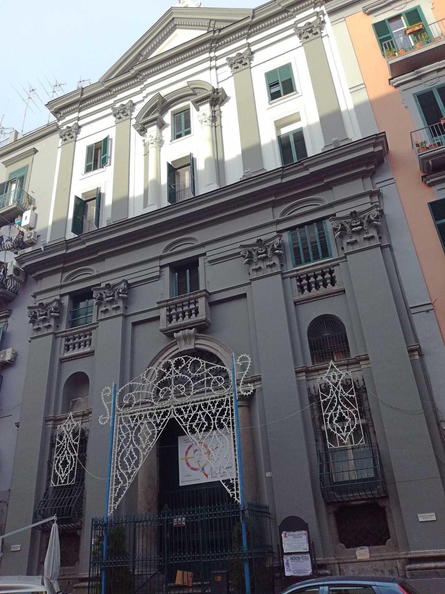 Chiesa della missione ai vergini wikipedia for Casa in stile missione
