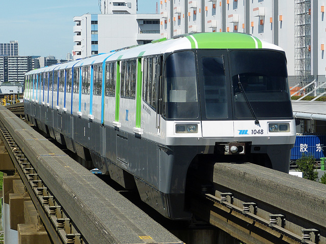 Tokyo Monorail 1000 Series Wikipedia
