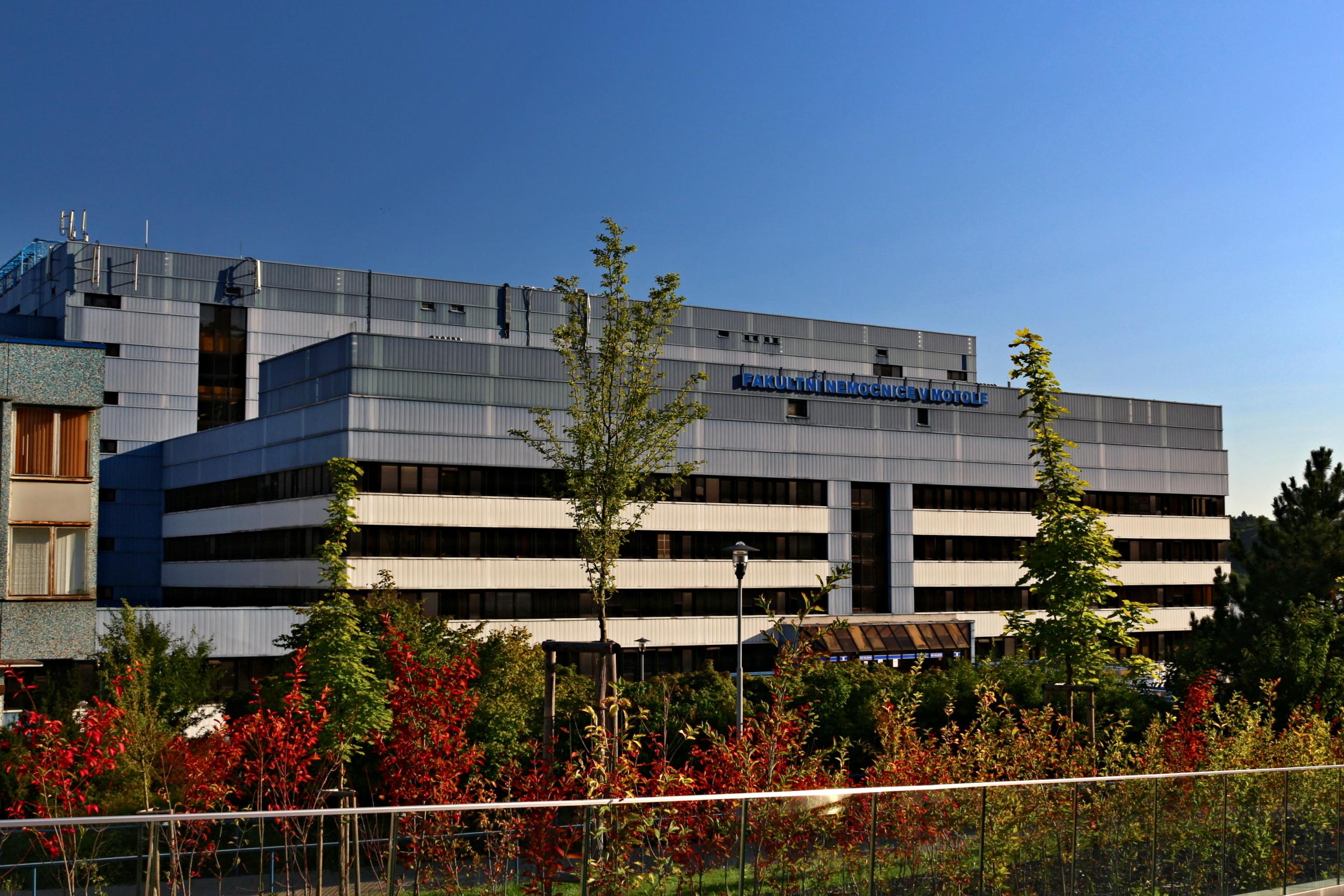 Motol University Hospital - Wikipedia