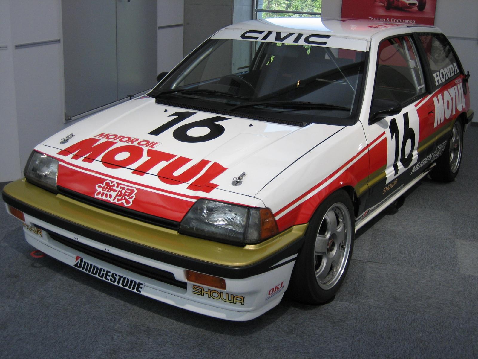 File:Mugen MOTUL CIVIC Si Racecar..JPG