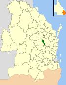 Shire of Murgon Local government area in Queensland, Australia