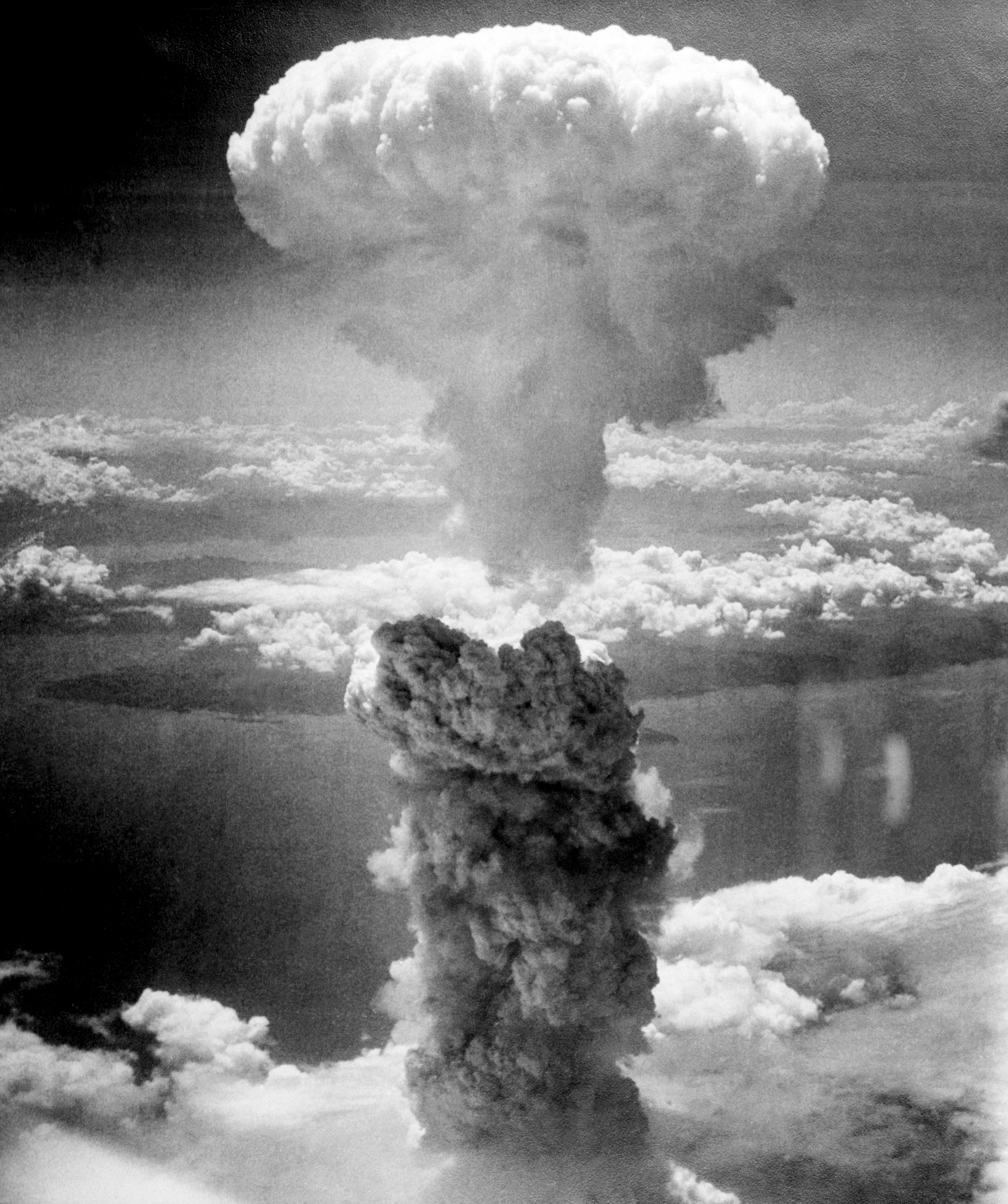 Atomic bombing of Nagasaki on August 9, 1945