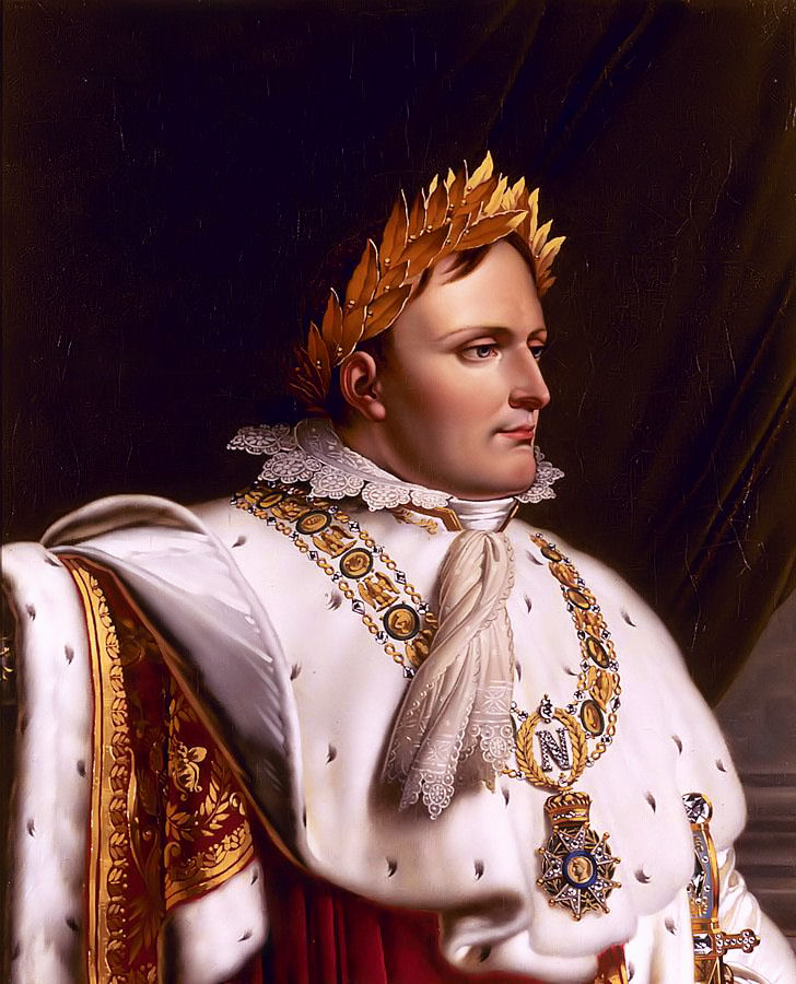 Vive l'Empereur ! Napoleon_Groot