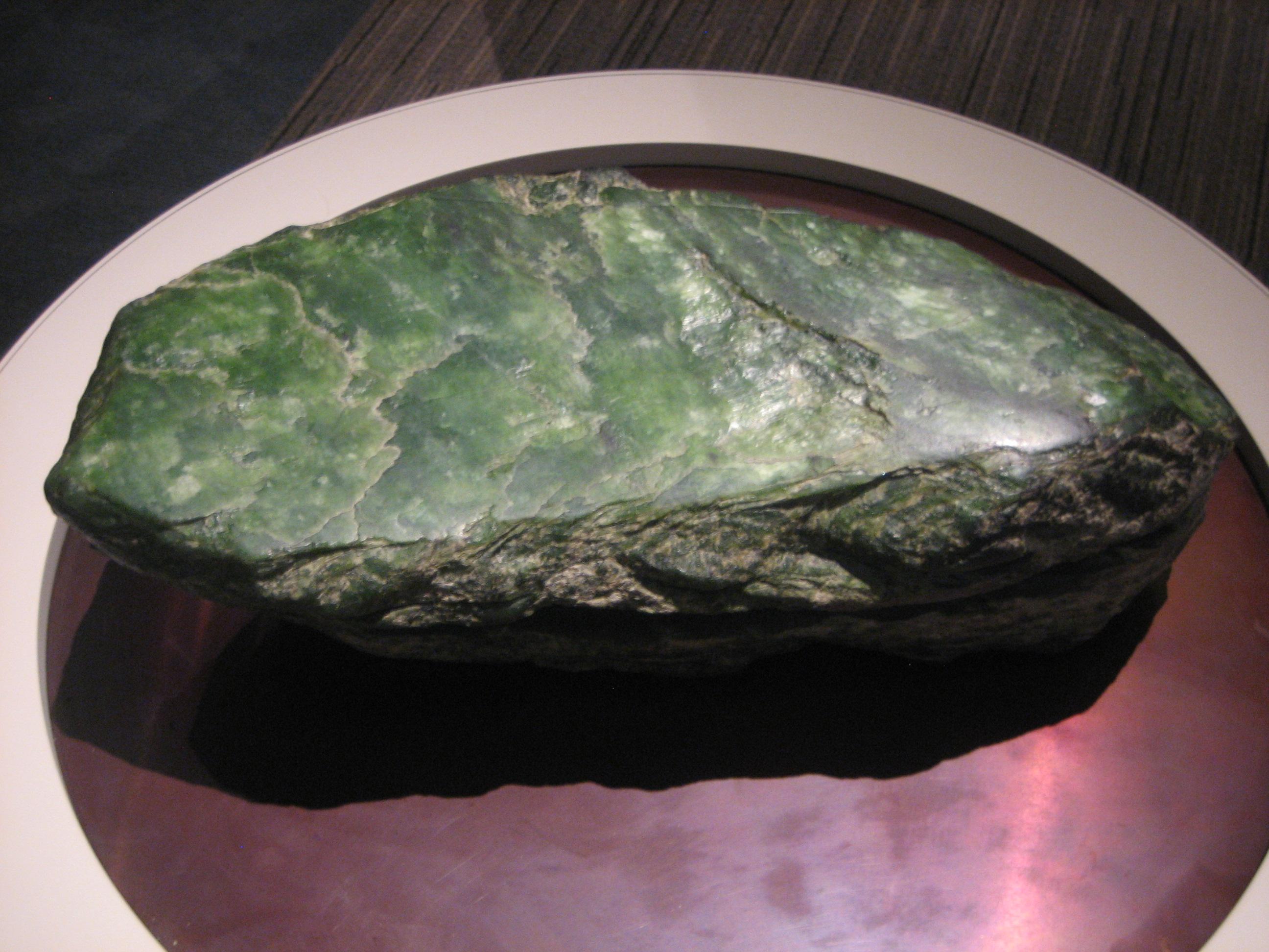 Natural Jadeite Colors
