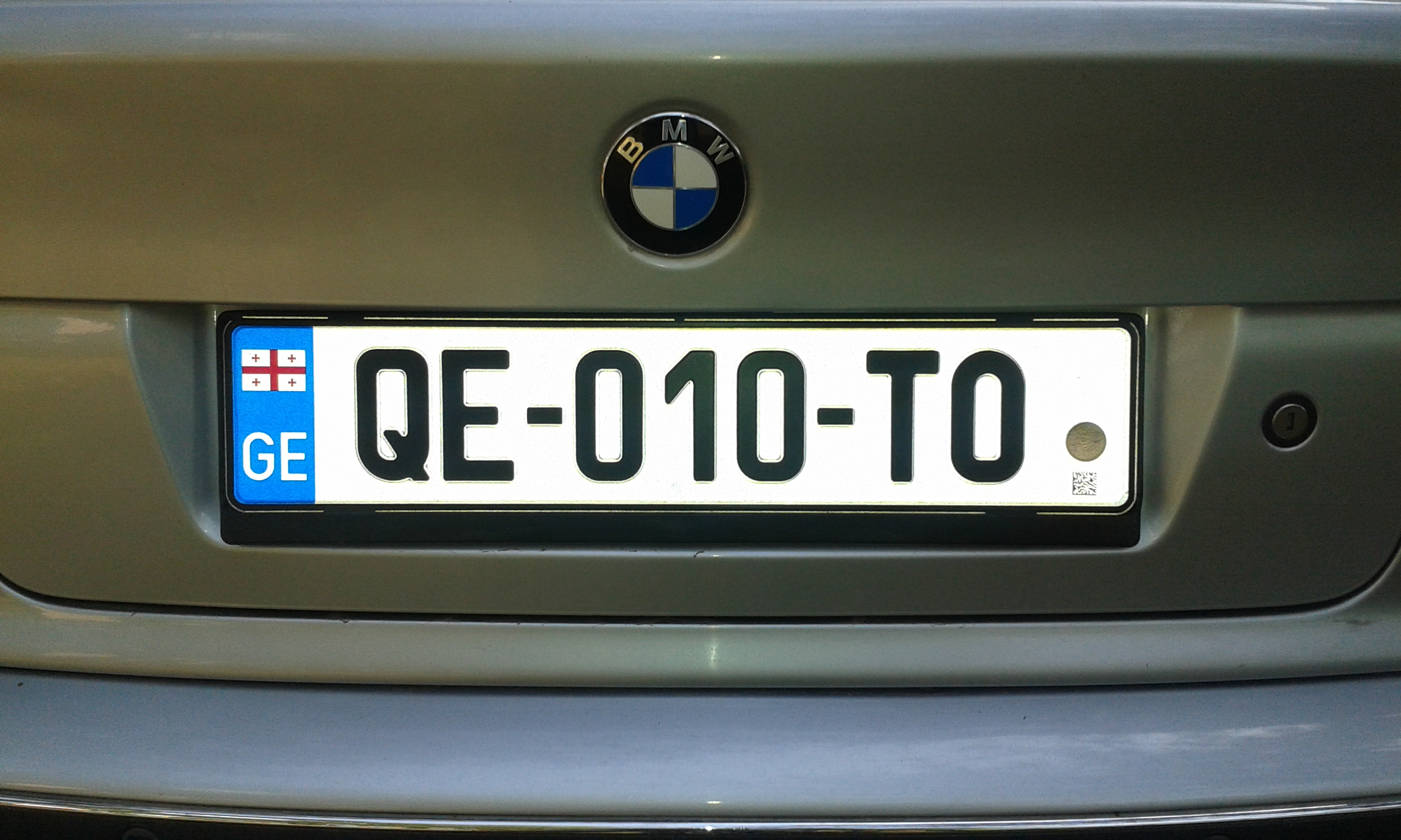File:New vehicle registration plates of Georgia (6).jpg ...