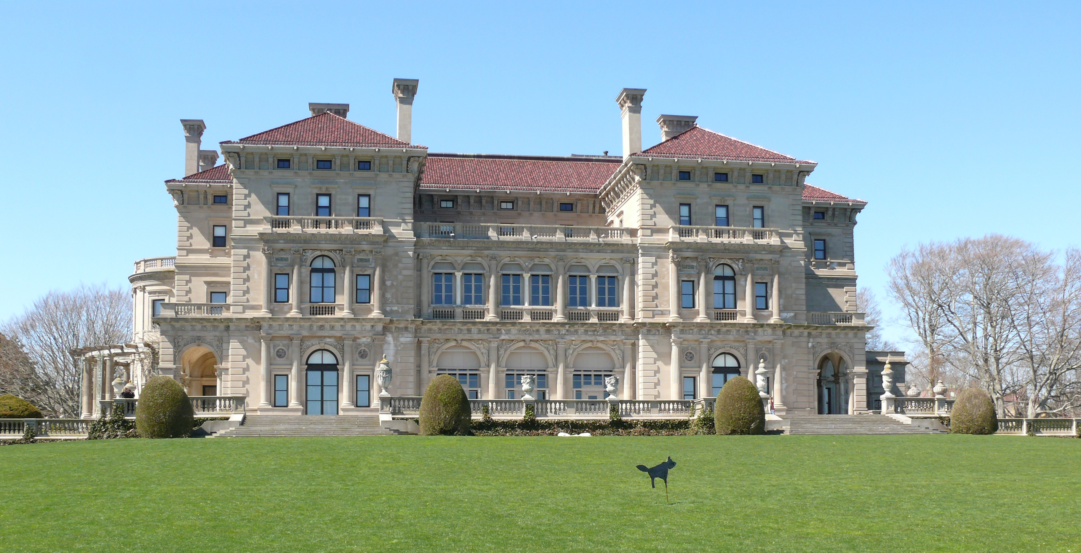 Mansion House Plans File Newport Breakers 05 Jpg Wikimedia Commons