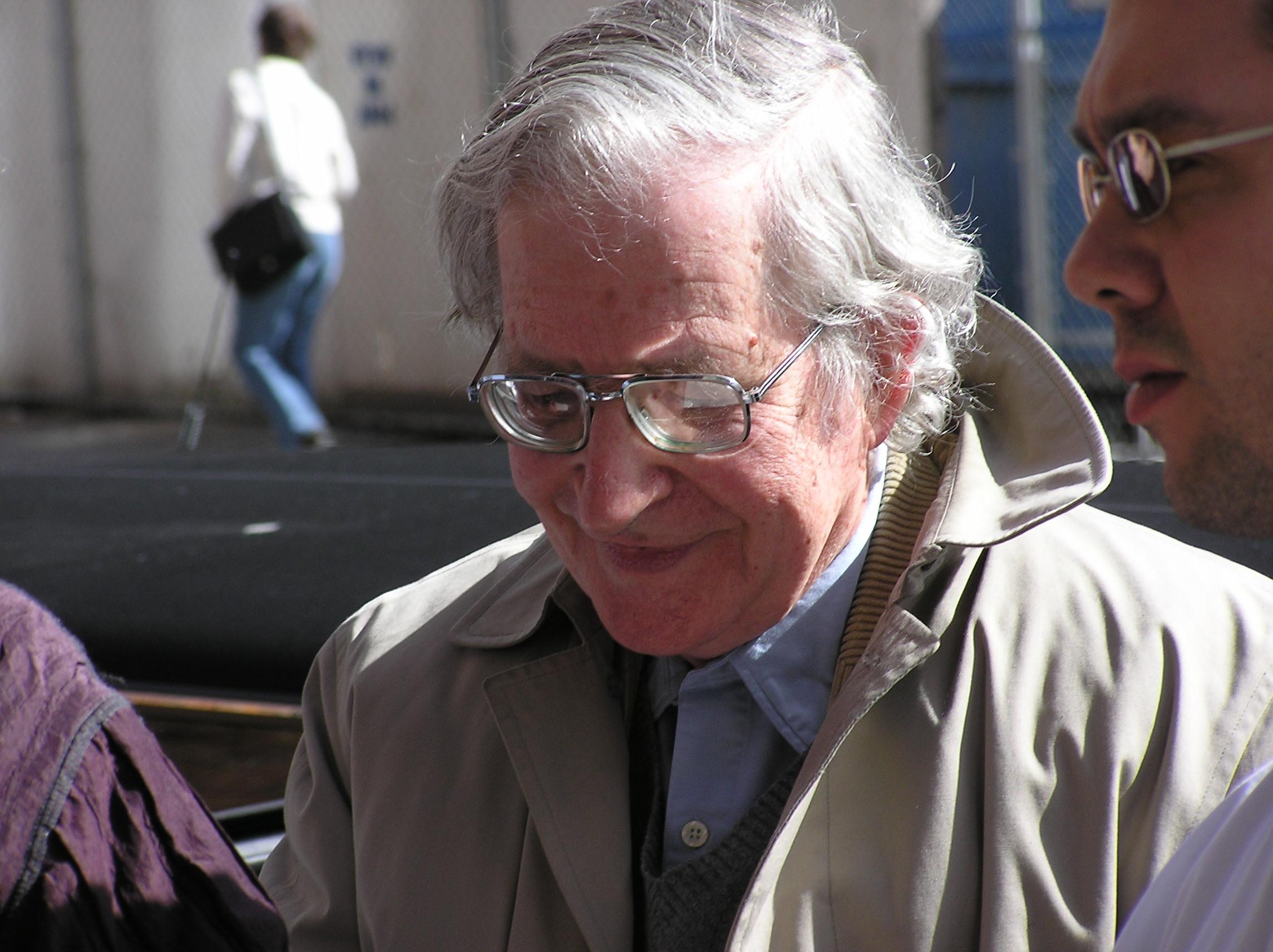 Noam Chomsky photo #100928, Noam Chomsky image
