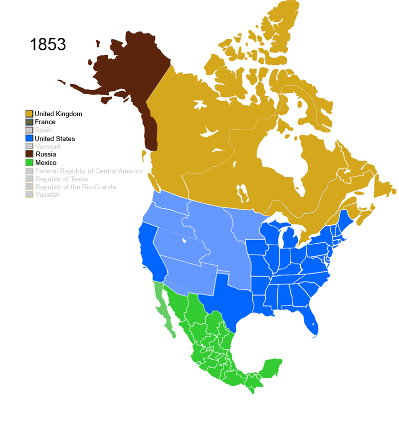 FileNonNative American Nations Control over N America 1853png
