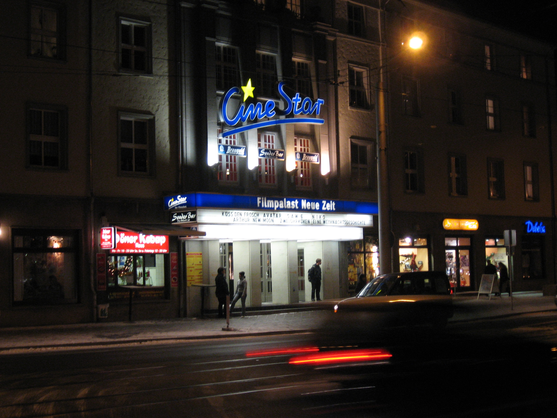 Filmpalast Neue Zeit - Kino Nordhausen