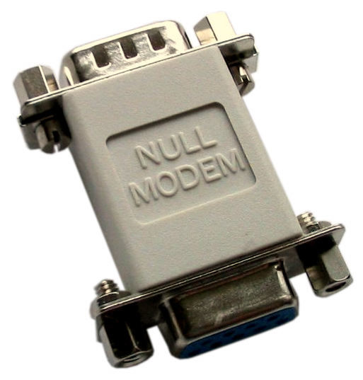 Null modem - Wikipedia on