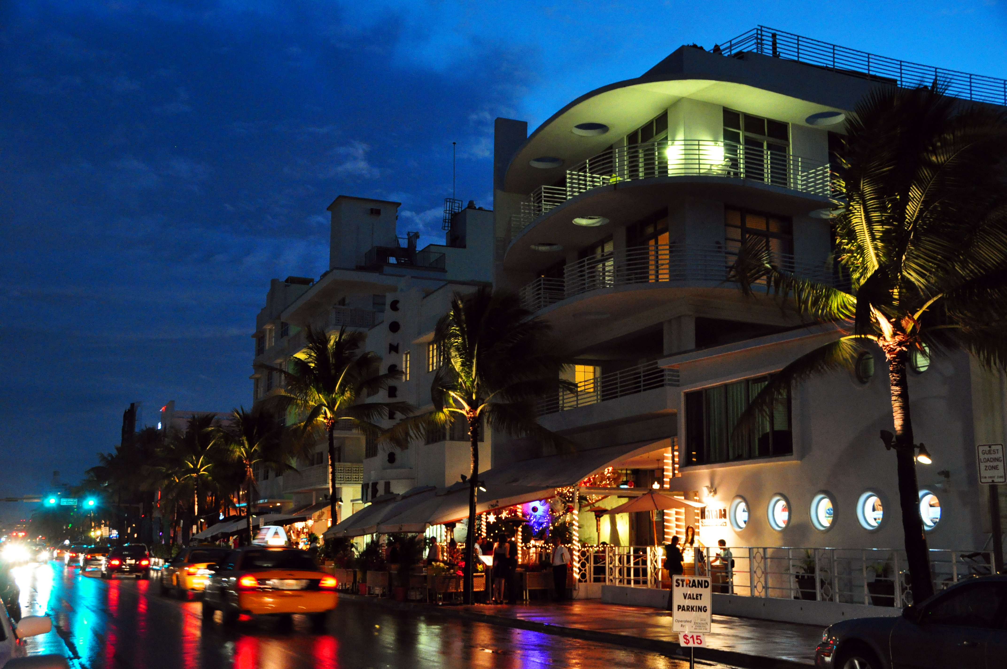 Hotels In South Beach Florida Night Life