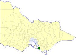 Shire of Bass Local government area in Victoria, Australia