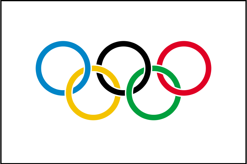 Afbeeldingsresultaat voor Olympische ringen