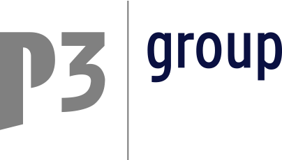 Logo P3 group