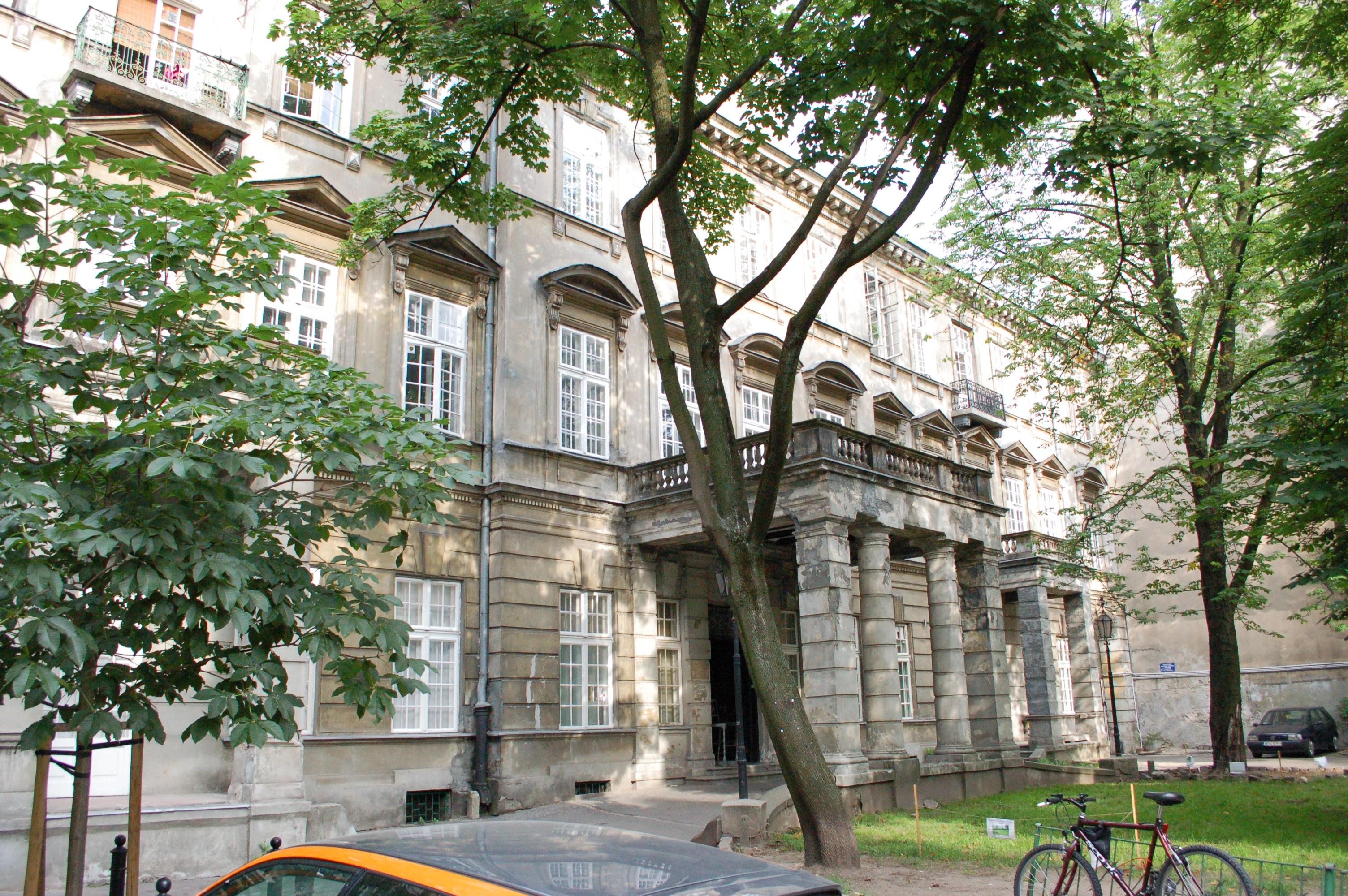 Brzozowski-Palast