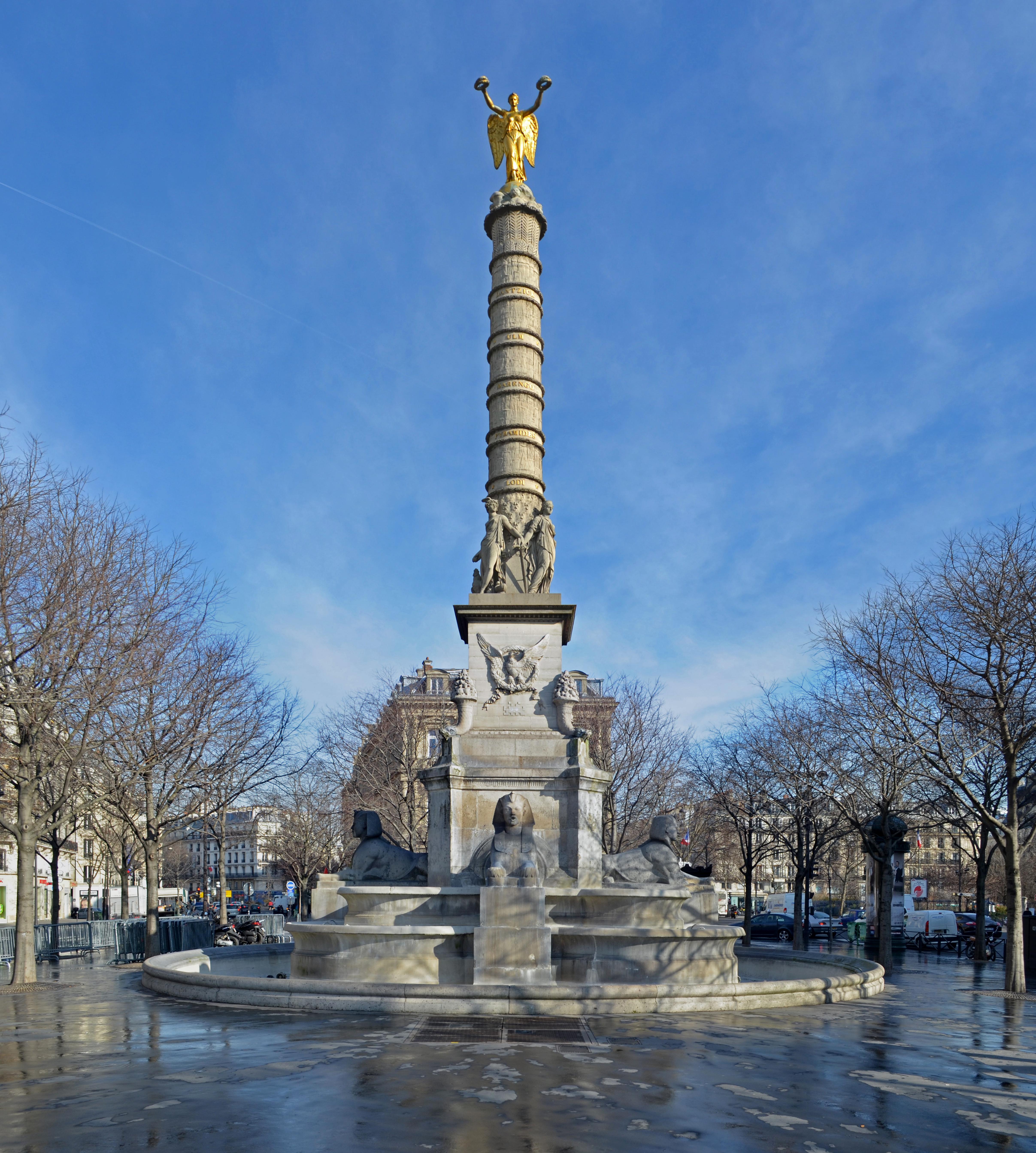 File Paris 1 Fontaine Du Palmier