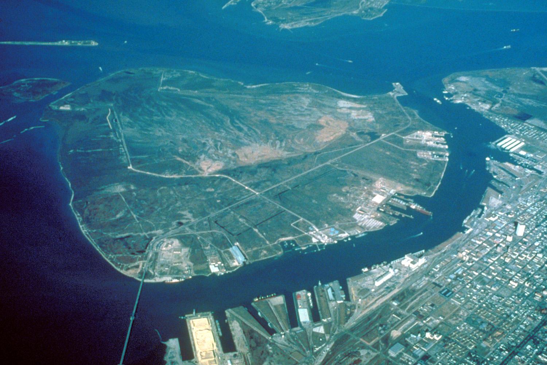 Pelican Island Galveston