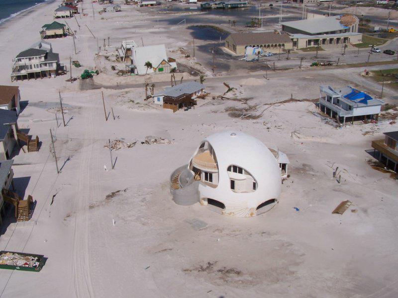 Hurricane Resistant Building Design