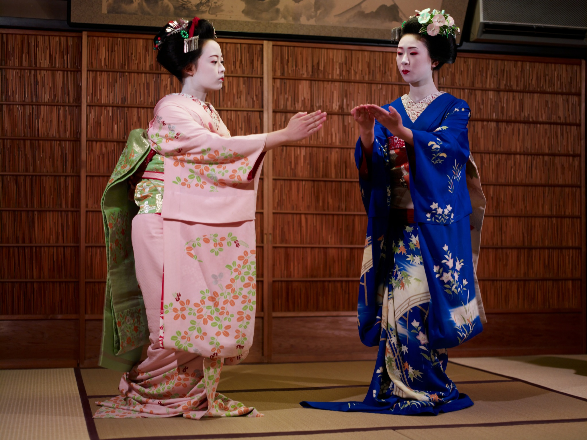 Japanese sexual traditions of cultures