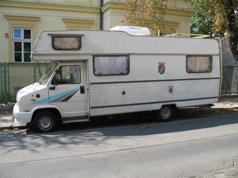 Camping Car Wikipedia