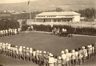 פתיחת שנת הלימודים בעמק הירדן