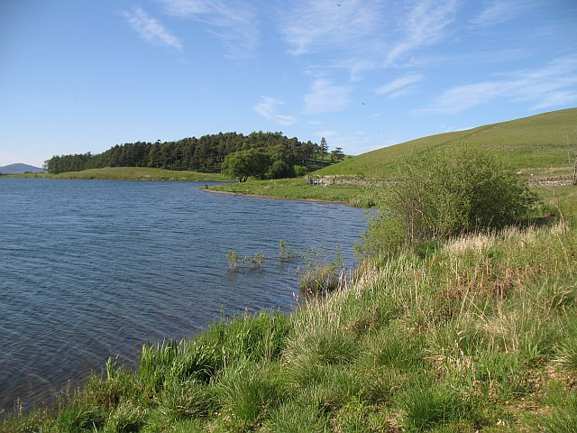Portmore Loch - geograph.org.uk - 1335979
