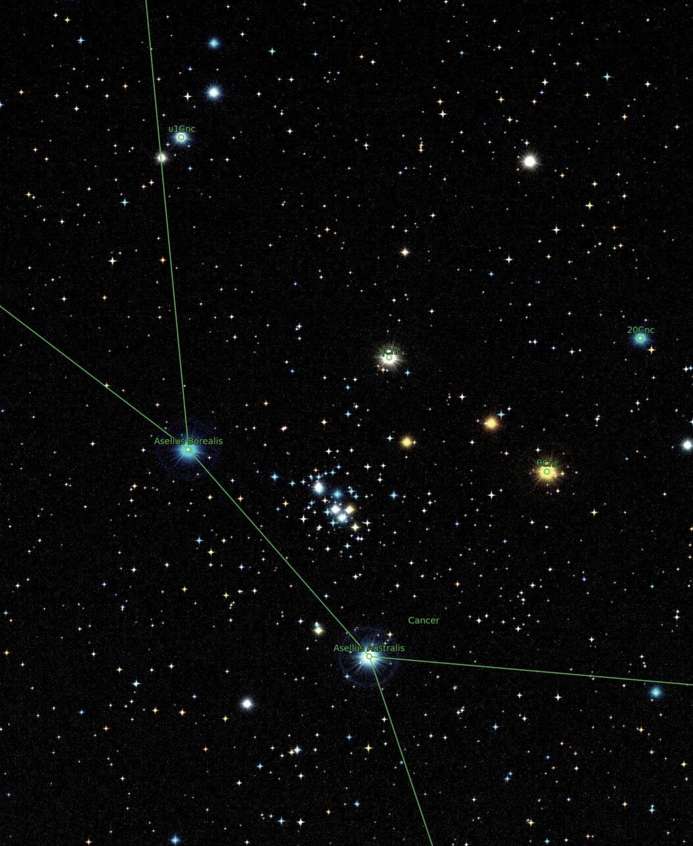 созвездие рака красивые картинки ясный сокол