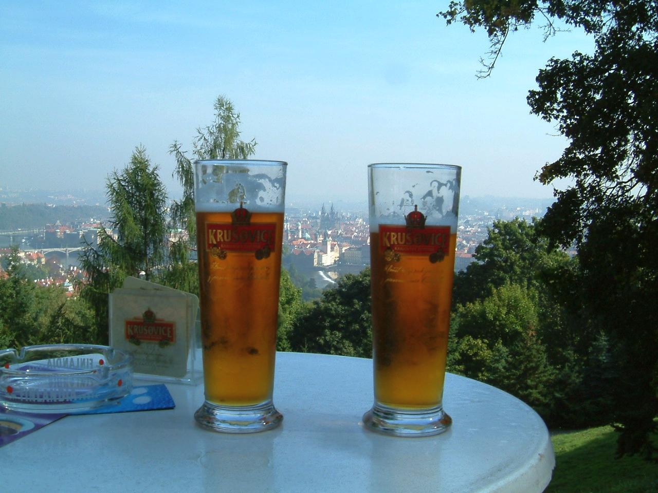Как варят чешское пиво