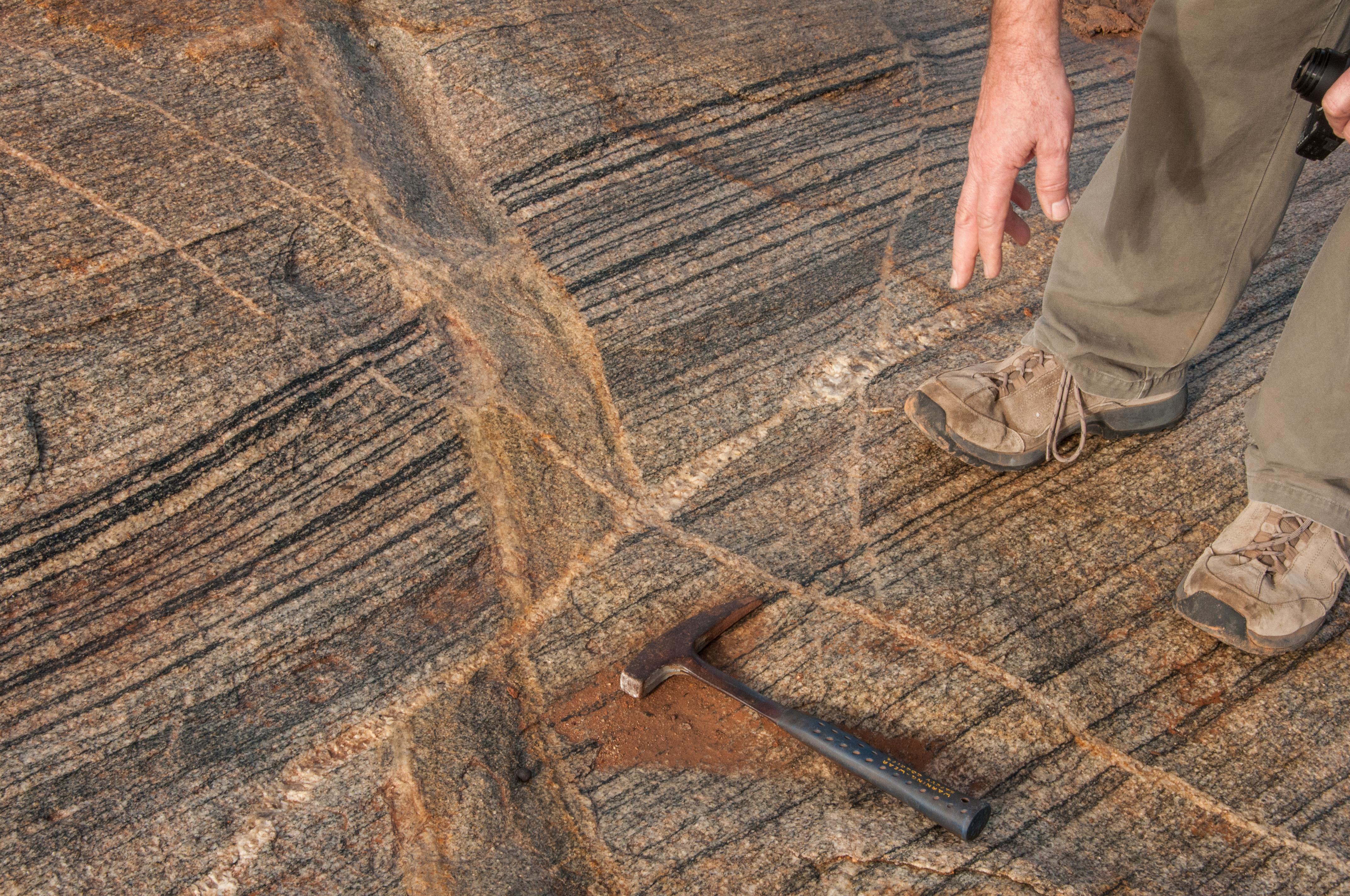 Predprvohorná rula (západná Austrália)