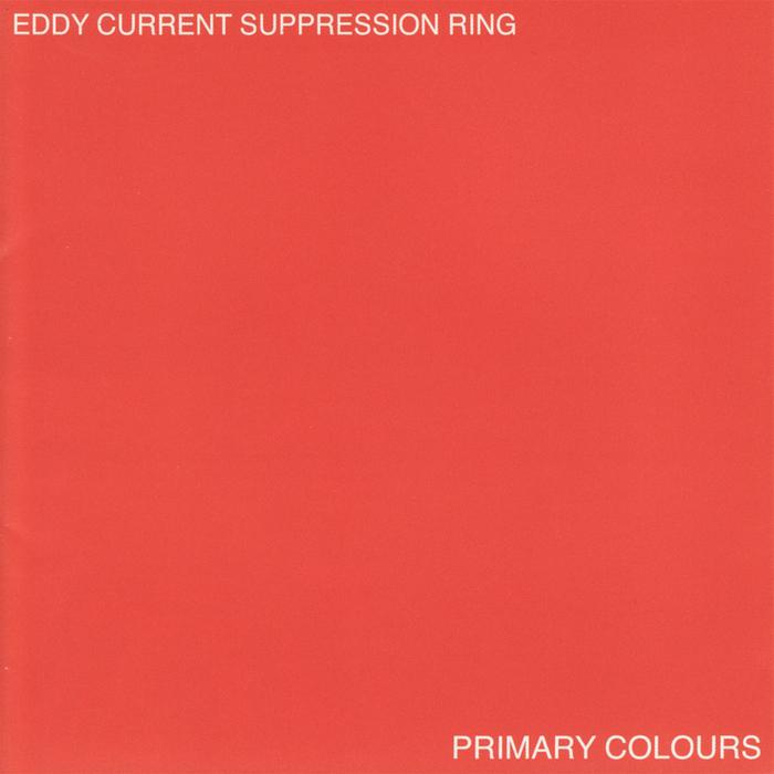 Primary Colours Eddy Current Suppression Ring Album Wikipedia