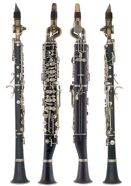 Sch ller's quarter-tone clarinet