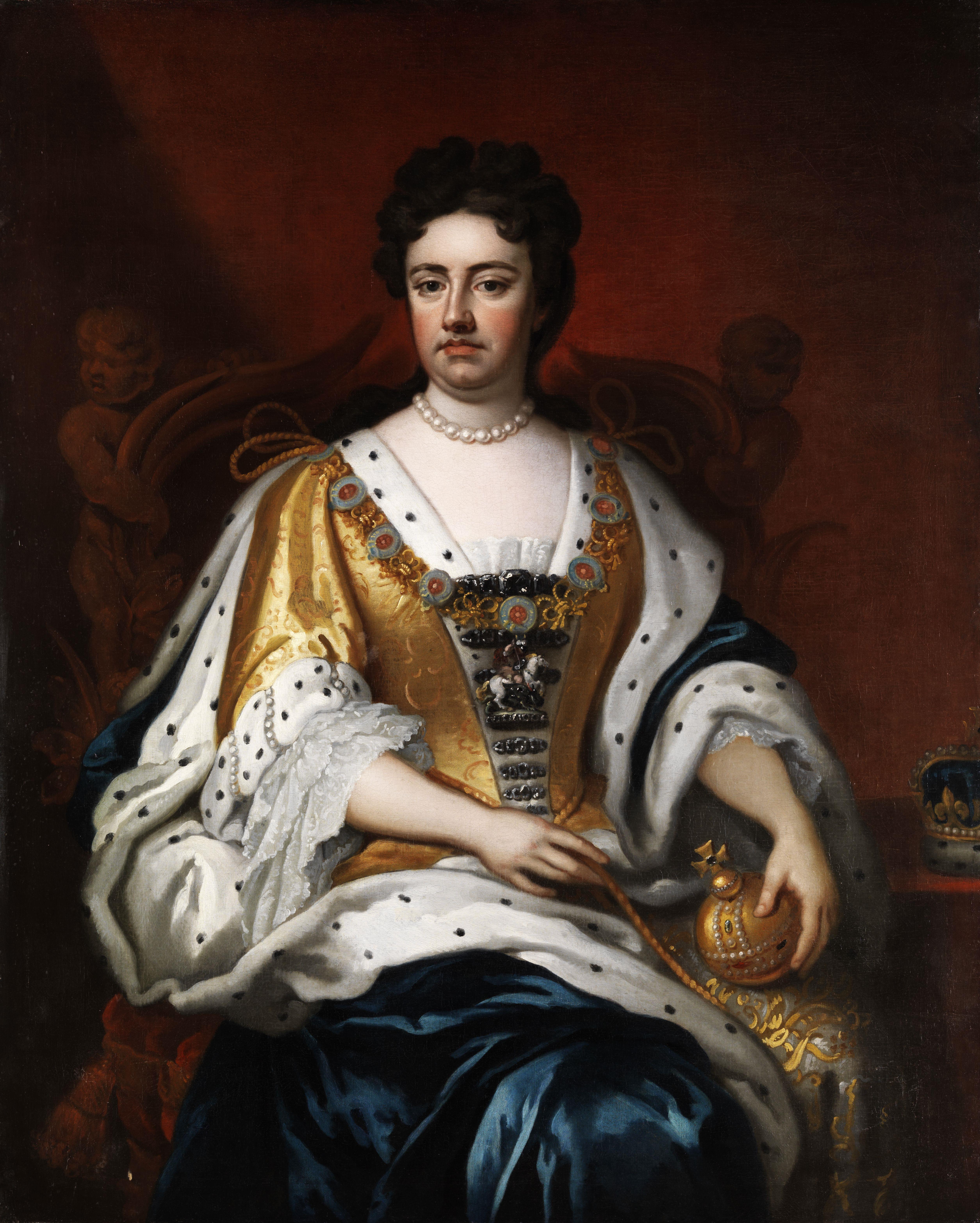 File:Queen Anne 17th century anonymous portrait.jpg ...
