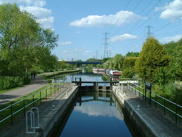Rammey Marsh Lock