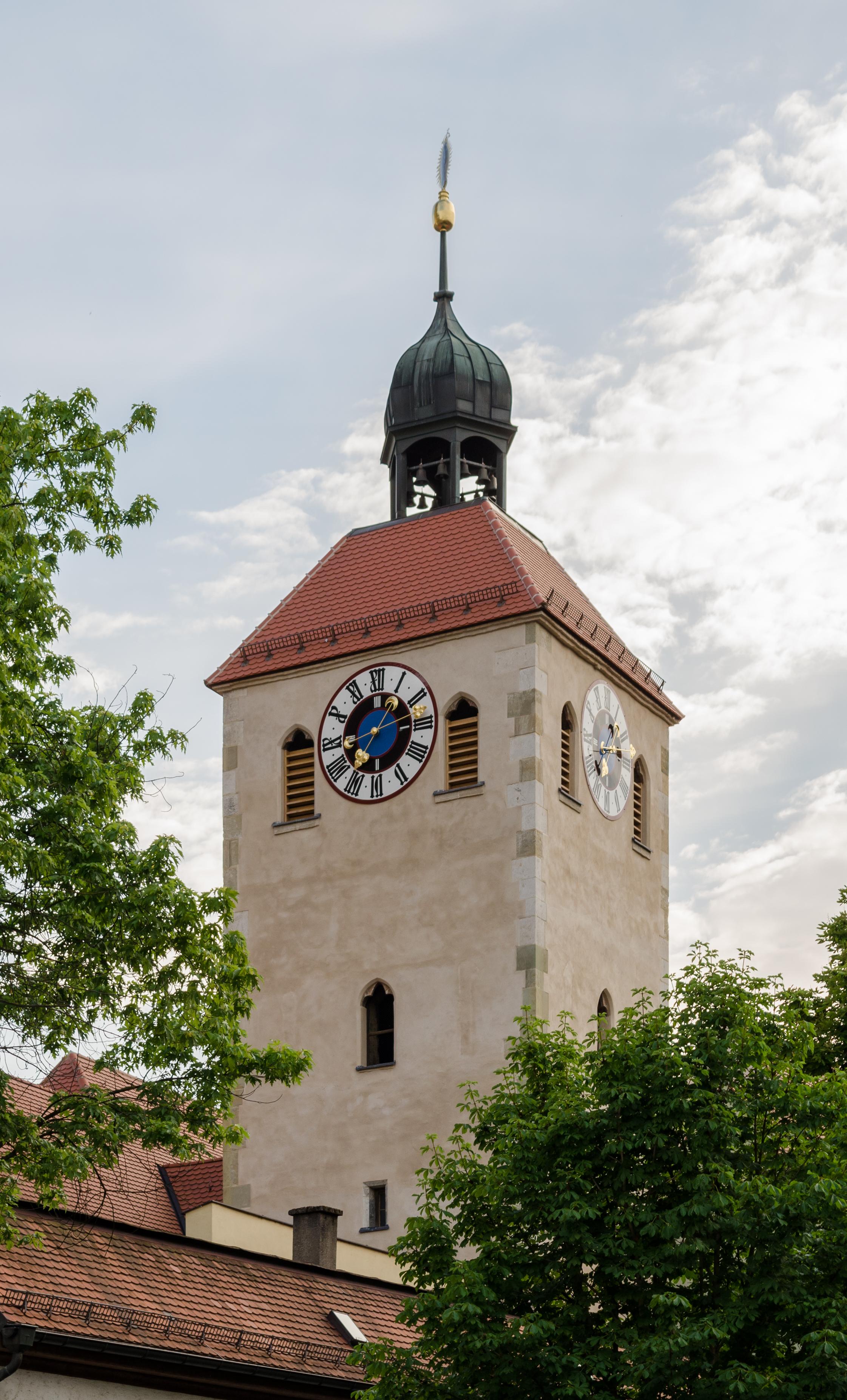 Kollegiatstift St Johann Regensburg