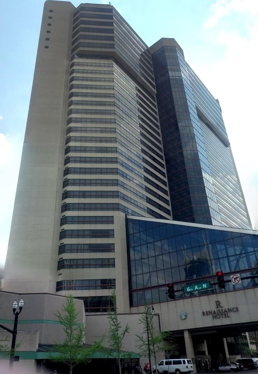 Renaissance Nashville Hotel Wikipedia