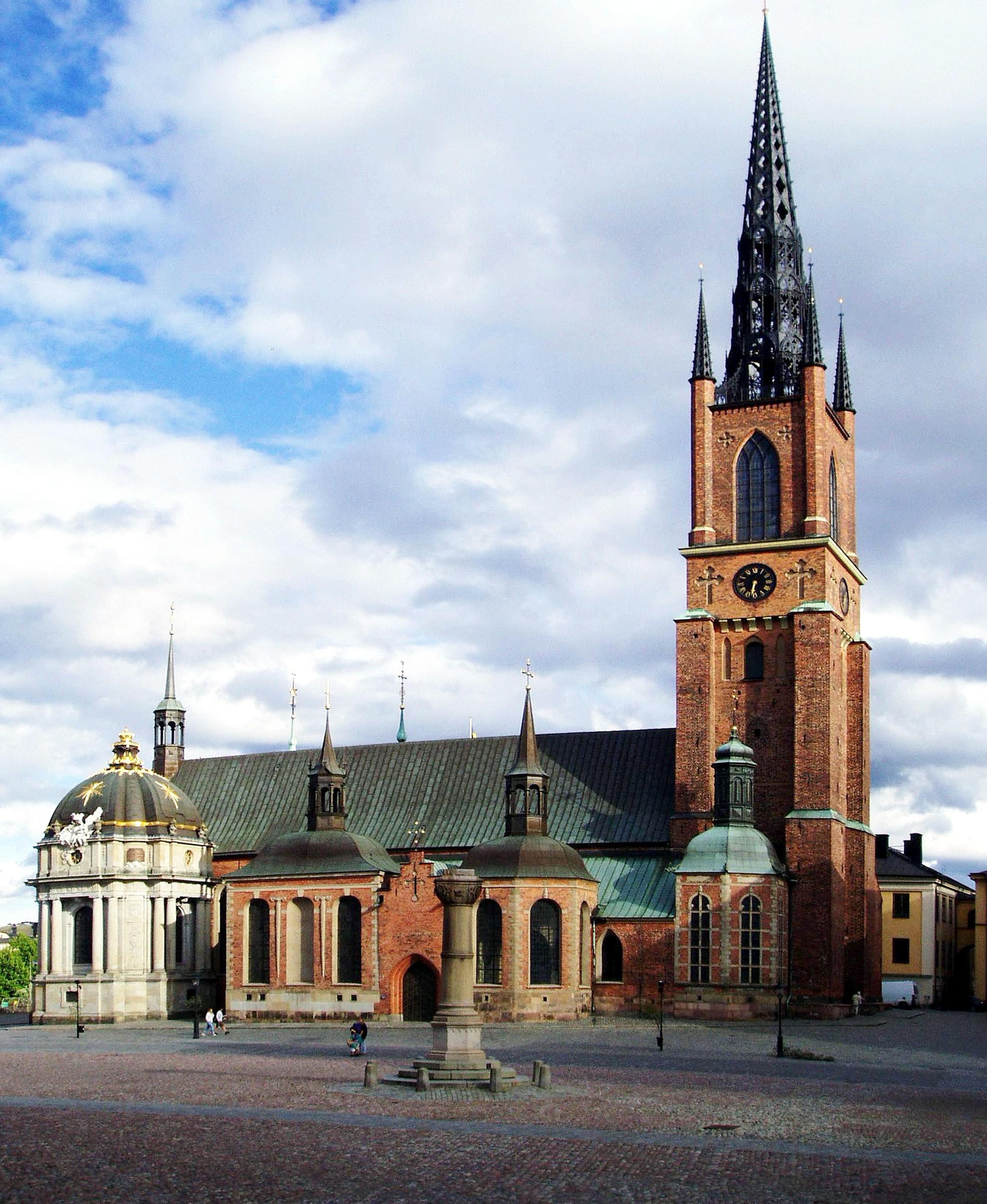 Bild av Riddarholmskyrkan