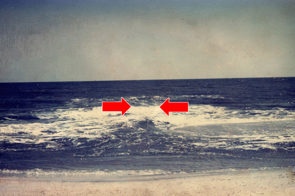 Example of a Riptide