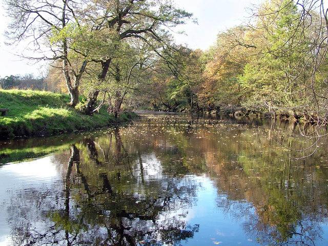 River Derwent near Hathersage