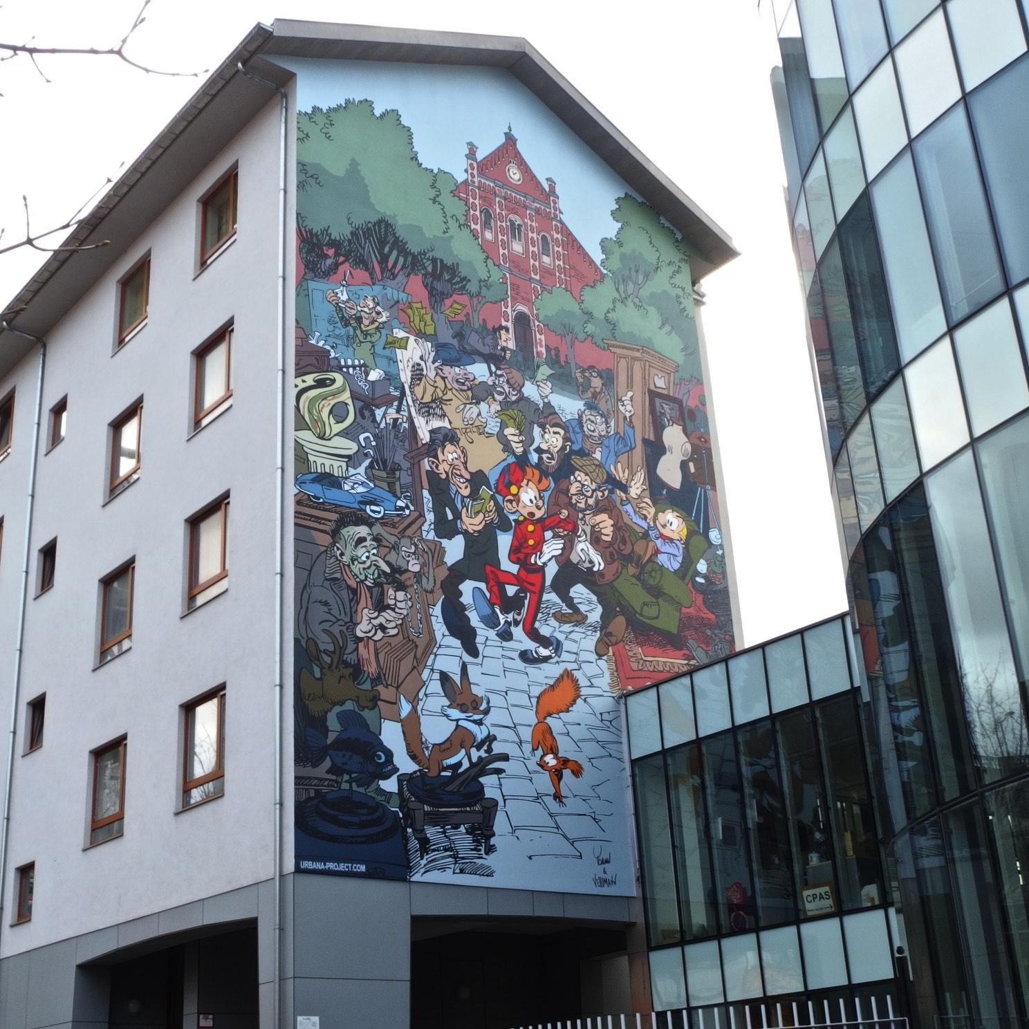 Spirou und Fantasio – Wikipedia
