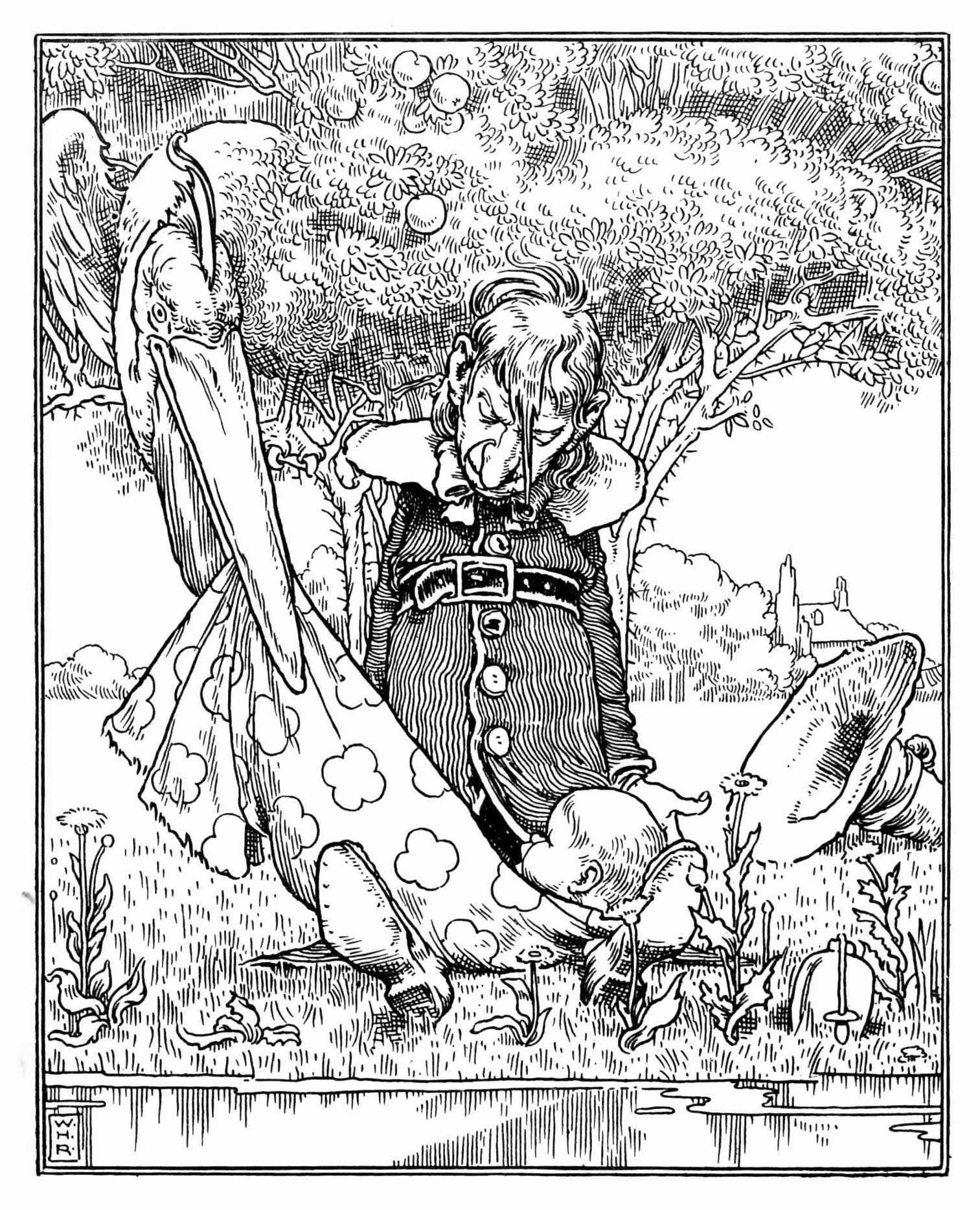 William Heath Robinson – Wikipedia